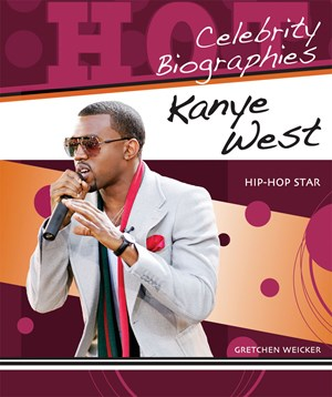Picture of Kanye West: Hip-Hop Star