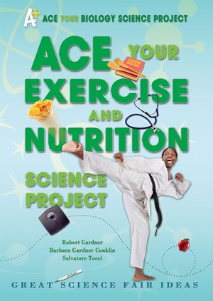 Picture of Ace Your Exercise and Nutrition Science Project: Great Science Fair Ideas