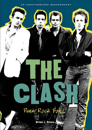 Picture of The Clash: Punk Rock Band
