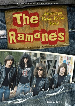 Picture of The Ramones: American Punk Rock Band