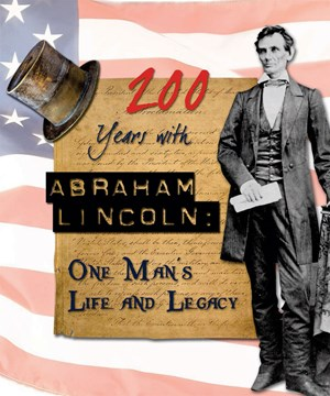 Picture of 200 Years with Abraham Lincoln: One Man's Life and Legacy