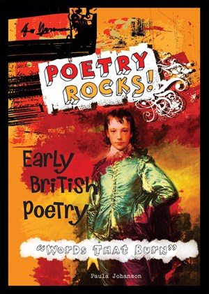 """Picture of Early British Poetry—""""Words That Burn"""""""