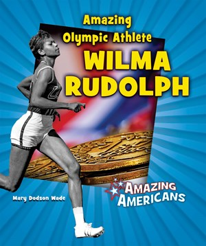 Picture of Amazing Olympic Athlete Wilma Rudolph