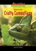 """<h2><a href=""""../books/Animals_with_Crafty_Camouflage/378"""">Animals with Crafty Camouflage: <i>Hiding in Plain Sight</i></a></h2>"""