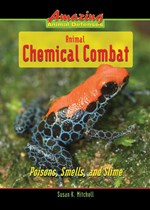 "<h2><a href=""http://www.enslow.com/books/Animal_Chemical_Combat/375"">Animal Chemical Combat: <i>Poisons, Smells, and Slime</i></a></h2>"