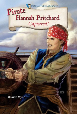 Picture of Pirate Hannah Pritchard: Captured!