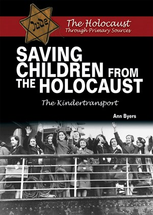 Picture of Saving Children From the Holocaust: The Kindertransport
