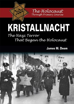Picture of Kristallnacht: The Nazi Terror That Began the Holocaust