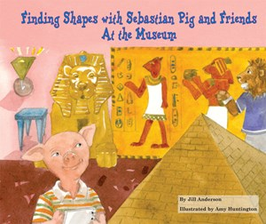 Picture of Finding Shapes with Sebastian Pig and Friends At the Museum