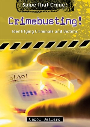 Picture of Crimebusting!: Identifying Criminals and Victims