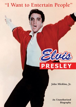 """Picture of Elvis Presley: """"I Want to Entertain People"""""""