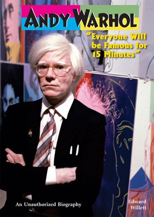 "Picture of Andy Warhol: ""Everyone Will be Famous for 15 Minutes"""