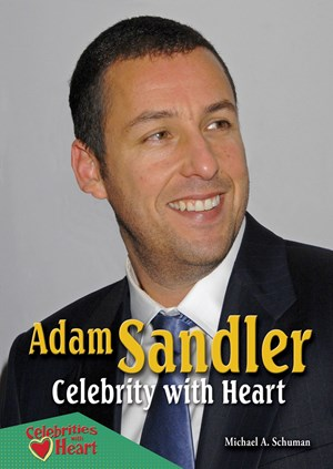 Picture of Adam Sandler: Celebrity with Heart