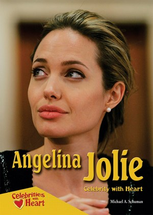Picture of Angelina Jolie: Celebrity with Heart