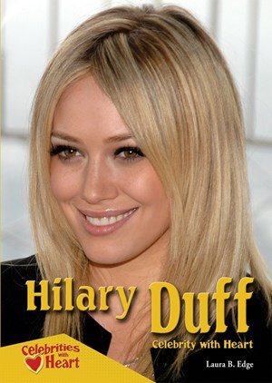 Picture of Hilary Duff: Celebrity with Heart