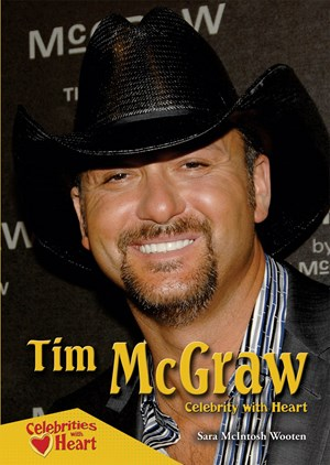 Picture of Tim McGraw: Celebrity with Heart