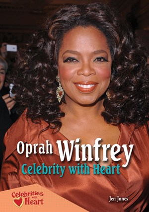 Picture of Oprah Winfrey: Celebrity with Heart