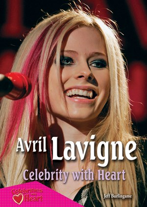 Picture of Avril Lavigne: Celebrity with Heart