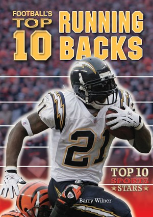 Picture of Football's Top 10 Running Backs
