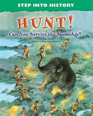Picture of Hunt!: Can You Survive the Stone Age?