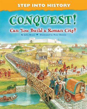 Picture of Conquest!: Can You Build a Roman City?
