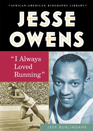 """Picture of Jesse Owens: """"I Always Loved Running"""""""