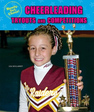 Picture of Cheerleading Tryouts and Competitions