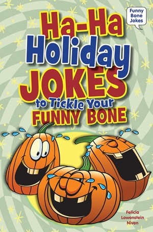 Picture of Ha-Ha Holiday Jokes to Tickle Your Funny Bone