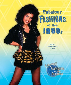 Picture of Fabulous Fashions of the 1980s