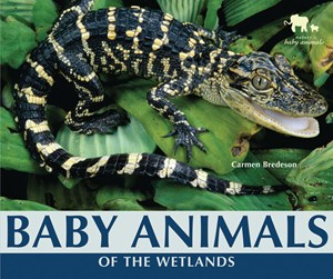 Picture of Baby Animals of the Wetlands