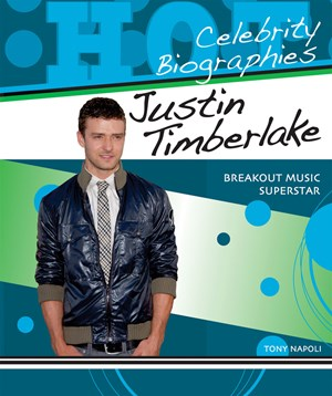 Picture of Justin Timberlake: Breakout Music Superstar