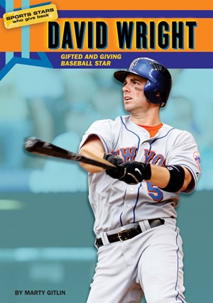 Picture of David Wright: Gifted and Giving Baseball Star