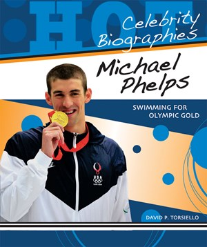 Picture of Michael Phelps: Swimming for Olympic Gold