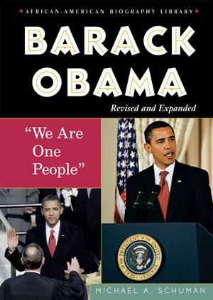 """Picture of Barack Obama: """"We Are One People,"""" Revised and Expanded"""