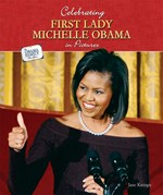 "<h2><a href=""http://www.enslow.com/books/Celebrating_First_Lady_Michelle_Obama_in_Pictures/3507"">Celebrating First Lady Michelle Obama in Pictures</a></h2>"
