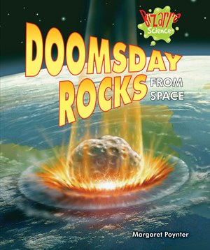Picture of Doomsday Rocks From Space