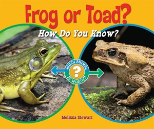 Picture of Frog or Toad?: How Do You Know?