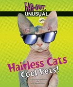 "<h2><a href=""http://www.enslow.com/books/Hairless_Cats/1260"">Hairless Cats: <i>Cool Pets!</i></a></h2>"