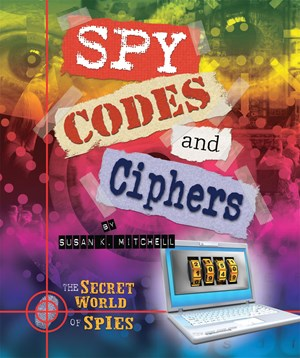 Picture of Spy Codes and Ciphers