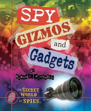 Picture of Spy Gizmos and Gadgets