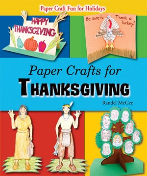 Picture of Paper Crafts for Thanksgiving