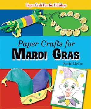 Picture of Paper Crafts for Mardi Gras