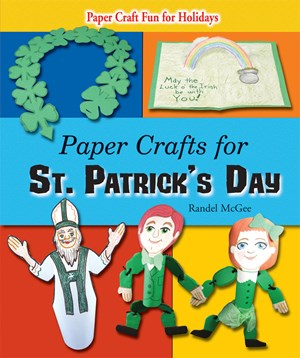 Picture of Paper Crafts for St. Patrick's Day
