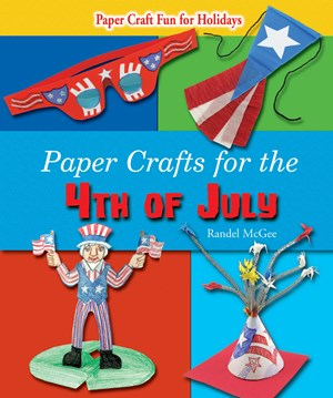 Picture of Paper Crafts for the 4th of July