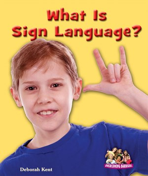 Picture of What Is Sign Language?