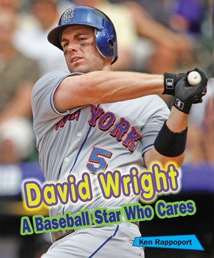 Picture of David Wright: A Baseball Star Who Cares