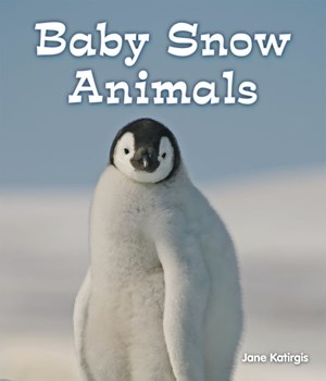 Picture of Baby Snow Animals