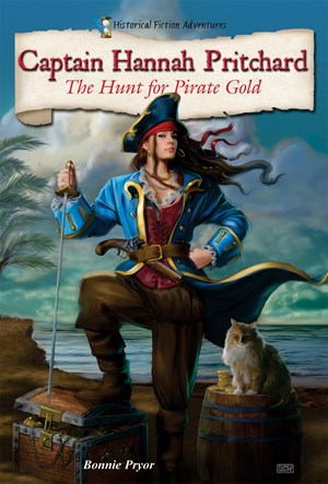 Picture of Captain Hannah Pritchard: The Hunt for Pirate Gold