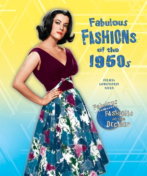 Picture of Fabulous Fashions of the 1950s