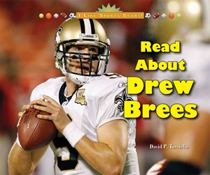 Picture of Read About Drew Brees